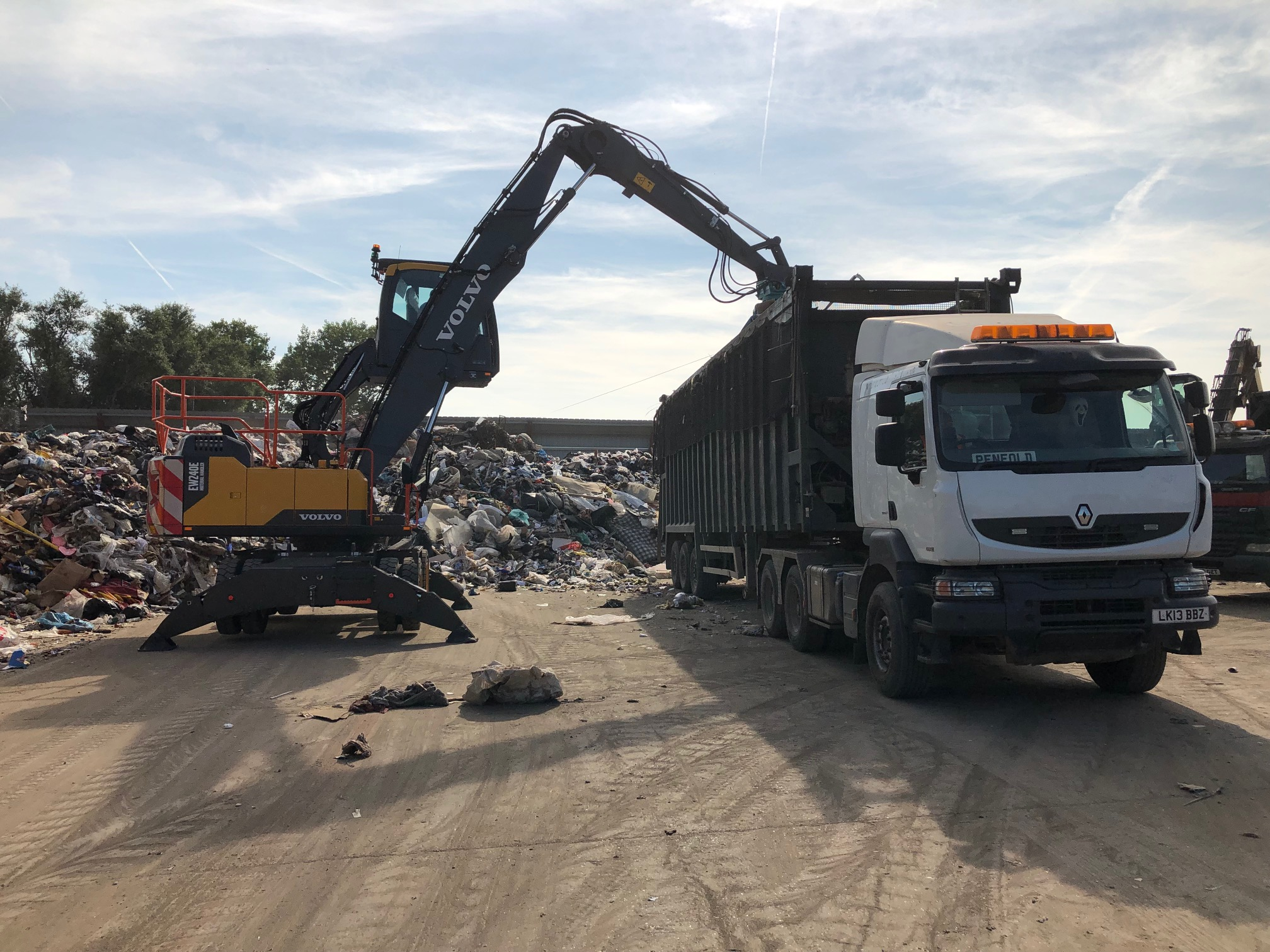 General Waste disposal in Essex, James Waste Rochfod Waste and Recycling