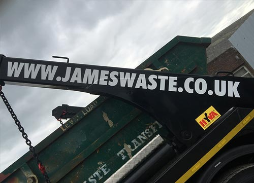 James Waste Skip Hire Prittlewell
